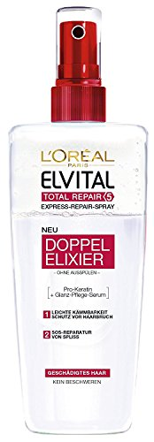 L'Oréal Paris Elvital Total Repair 5 Biphase Kur, 200 ml