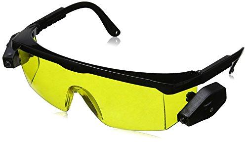 Laser 4907 - Gafas para detectar Fugas con Luces LED UV ⭐