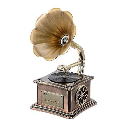 tocadiscos vintage fabricante L-YIN