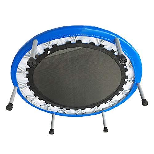 LKFSNGB 40 inch kinderen trampoline indoor aerobic training balanstraining kleine trampoline voor de lente - maximaal gewicht 100 kg