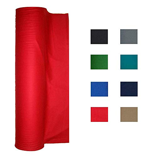 haxTON Pool Table Felt Performance Grade Billiard Cloth...