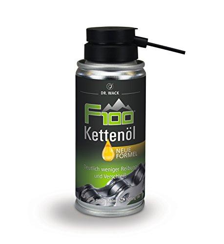 F100 Kettenöl - NEUE FORMEL, 100 ml