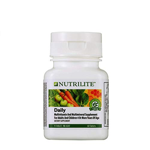 Nutrilite - Daily Multivitamin and Multimineral Tablet (60 N)