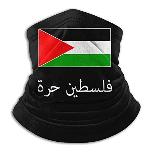 Clásico Unisex Fece Mas-k calentador de cuello universal anti-ultravioleta a prueba de polvo multifuncional transpirable bufanda cuello Polaina moda bufanda libre Palestina nuevo 13