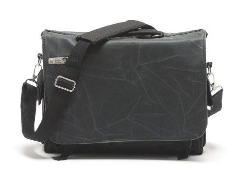 New Looxs Mondi Single crack black Fahrradtasche Büro-, Freizeit- oder Schultasche Packtasche