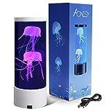 Lámpara de medusa, Medusa Lámpara Acuario, Eléctrica Medusas Tanque...