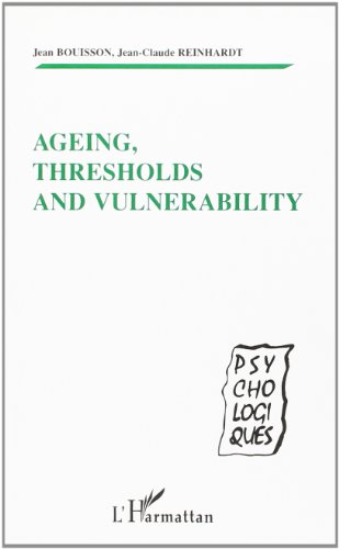 Ageing Thresholds and Vulnerability PDF Books