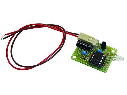 VELLEMAN - VM189 12 V monitor module auto accu 148168