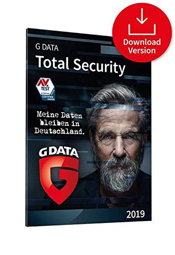 G DATA Total Security 2018 pour 3 PC [Téléchargement]