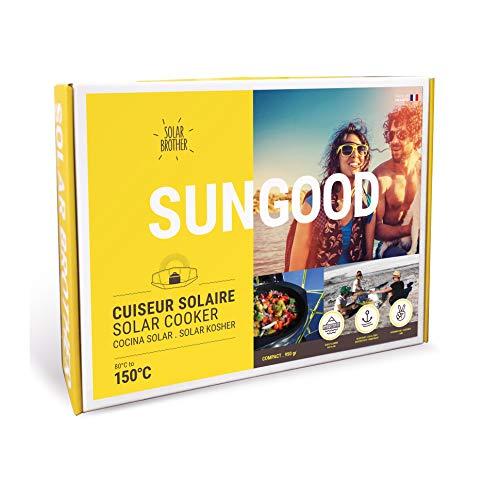 Solar Brother Sungood - Petit four pliable + sac + recettes