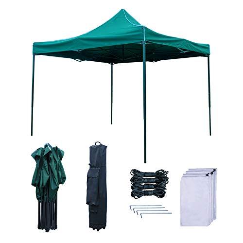 RNSSEZ Carpa 3x3M Cenador Plegable, Exterior Evento Refugio Fiesta Tienda Cenador Protección...