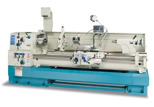 Check Out This Baileigh PL-2080 Precision Metal Lathe, 3-Phase 220V, 15hp Motor, 20 Swing, 3-1/8 B...