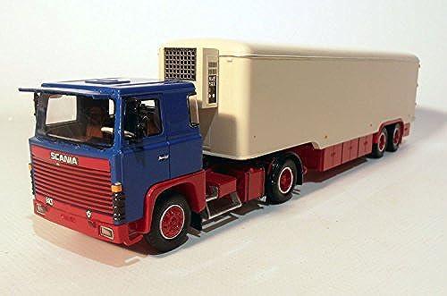 GMTS - G0004723 - Scania S 0 4x2 mit historischem Kühlkoffer blau rot 1 50