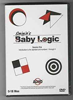 Smiwin's Baby Logic, Session One : Introduction to the Alphabet and Numbers 1 - 9 (0-18 Months)