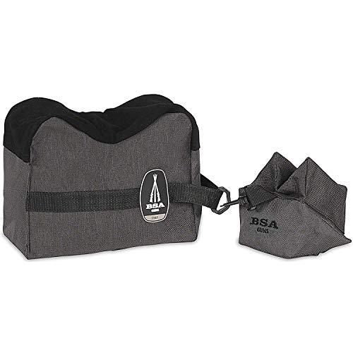 Gamo Outdoor BSA - Sac de tir et de Soutien pour Homme, Noir, Taille Unique