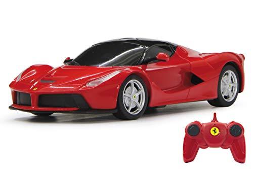 Jamara 404521 40 MHz 1/24 Rouge Ferrari LaFerrari Voiture de Luxe