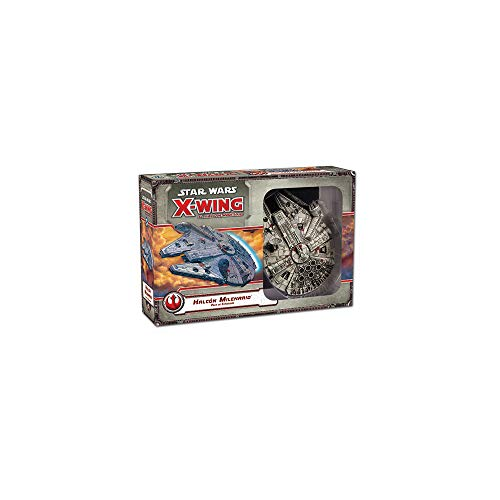 Fantasy Flight Games- Star Wars X-Wing: halcon milenario