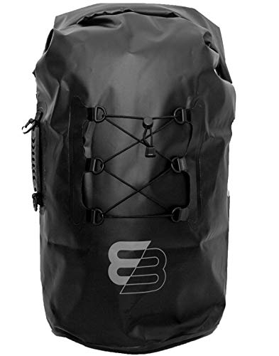 Extreme Essentials Dry Bag Backpack/Rucksack/Daysack, 20/45/60L, Floating, Waterproof, Airtight, Roll top, Heavy duty, Lightweight