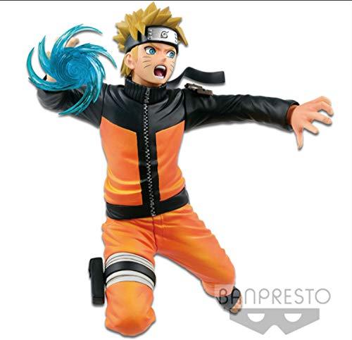 Banpresto Shippuden Estatua Vibration Stars Uzumaki Naruto, Multicolor (BAN85213) 2