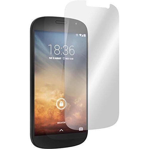 PhoneNatic 6er-Pack Bildschirmschutzfolien klar kompatibel mit Yota Yotaphone 2