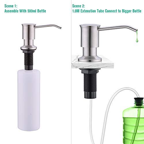 CREA Dispensadores de loción y de jabón