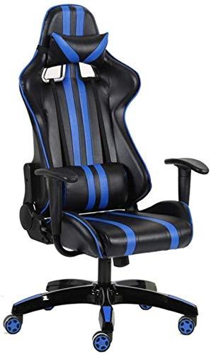 N/Z Life Equipment Executive Ergonomic Desk Chair High Back Leather Ergonomic Desk Chair Armchair