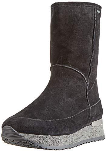 Högl Damen Tirolia Biker Boots, schwarz (schwarz 0100), 40 EU