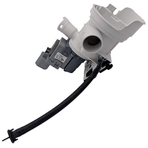 Supplying Demand 436440 00436440 Clothes Washer Drain Pump Motor And Housing Replacement