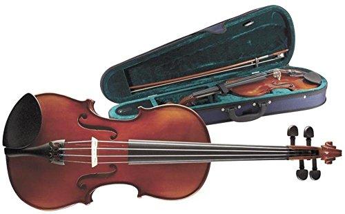 Stagg Violine/ Geige aus massivem Ahorn mit Tasche