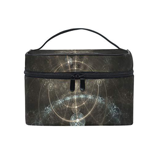Fantasio Make-up-Tasche, billig, abstrakt, Fractal, physikalisch, mathematisch, Space Make-up Organizer