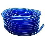 Viagrow V708201 Vinyl Multipurpose Irrigation Tubing. (100ft, 1/2 ID-5/8 OD), 1/2 Inch ID, Blue
