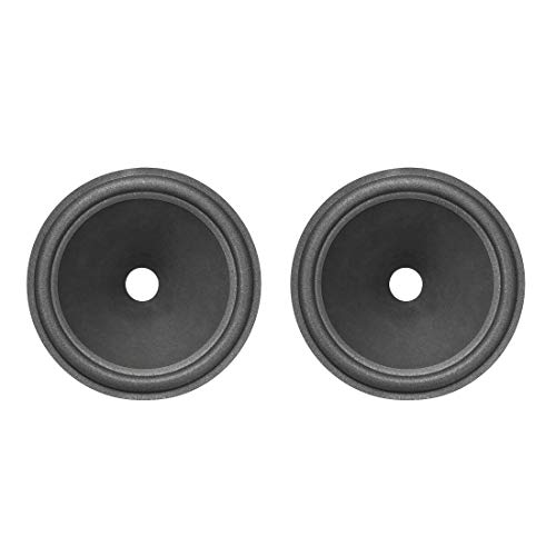 Check Out This uxcell 10 inches Paper Speaker Cone Subwoofer Drum Dot Paper 1.4 inches Coil Diameter...