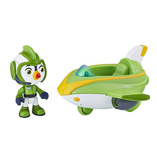 Playskool Nick Jr. Top Wing: Top Wing - Brody's Splash Wing Figure and Vehicle