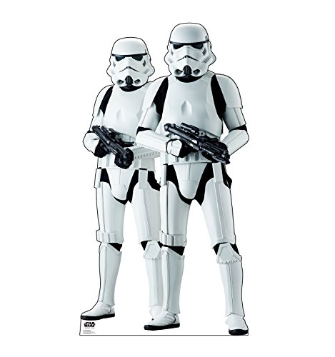 Advanced Graphics Stormtroopers Life Size Cardboard Cutout Standup - Rogue One: A Star Wars Story