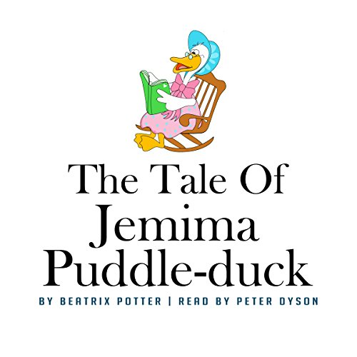 『The Tale of Jemima Puddle-Duck』のカバーアート