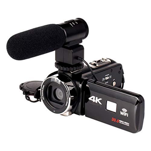 JSX Cámara A Prueba De Agua, Ultra HD 4K Profesional WiFi Control...