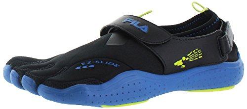 Fila Men's Kele-Toes EZ Slide Drainage Casual Sneakers, Blue Synthetic, 10 M