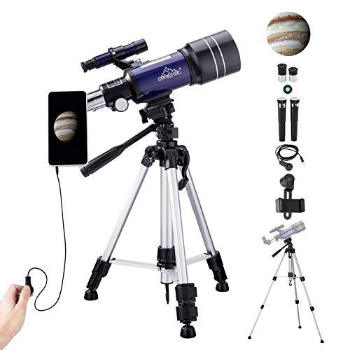 telescopio iniciacion fabricante BEBANG