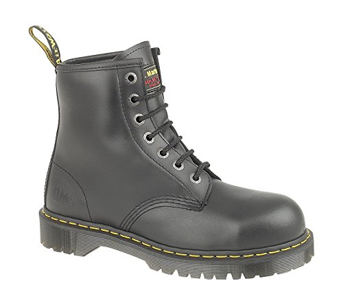 Dr. Martens FS64 Icon Lace up Safety Boot Black Size UK 9 EU 43