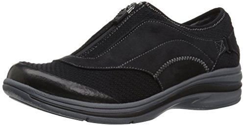 Dr. Scholl's Shoes Women's Wondrous Slip-On Loafer, Black Knit, 8 M US