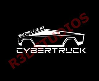 CYBERTRUCK DECAL, Waiting for my cyber truck decal- R3d Studios