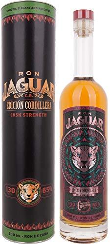 Ron Jaguar EDICIÓN CORDILLERA 130 Proof Cask Strength 65% - 500 ml in Giftbox