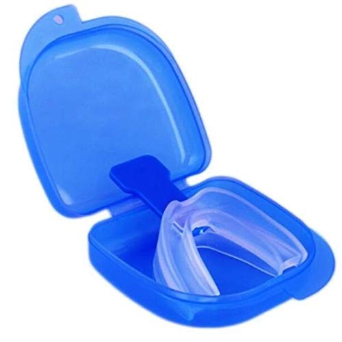 Silicona Stop Guard Bruxism Bandeja de ayuda para dormir protector bucal para la salud del sueño herramienta de cuidado de la salud