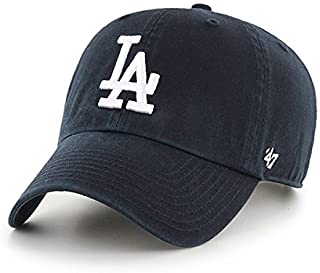 47 Brand Relaxed Fit 帽子 - MLB Los Angeles Dodgers 黑色