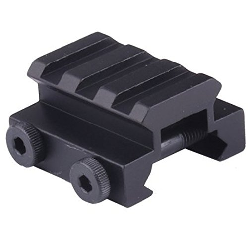 1/2 Pulgada 3 Slot Low Riser 20mm Teclado Picatinny Rifle Base/Scope Mount Rail