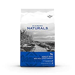 Diamond Natural dry food for adult