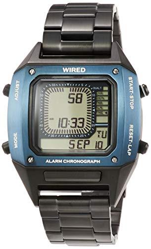 [セイコーウォッチ] 腕時計 ワイアード BASEL限定モデル AGAM701 ブラック