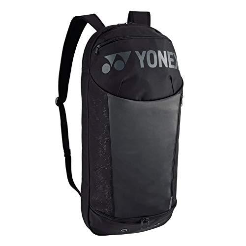Yonex 42014 Rucksack, für Badmintonschläger, Schwarz