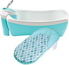 Summer Lil Luxuries Whirlpool, Bubbling Spa & Shower, Blue