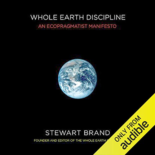 Whole Earth Discipline: audiobook cover art